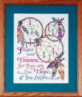 Dreamcatcher'S Cross Stitch Kit By Design Works