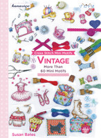 Vintage Cross Stitch Pattern Book