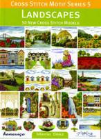 Landscapes Cross Stitch Motif Book