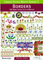 Borders Cross Stitch Motif Book