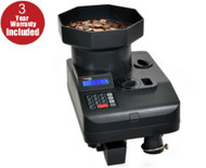 Cassida C850 Heavy Duty Coin Counter / Off-Sorter
