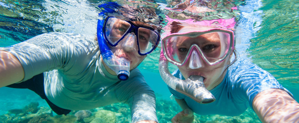 Take Snorkeling to the Max with Darkfins