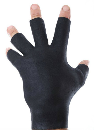 Black O.P.S HD Fingerless
