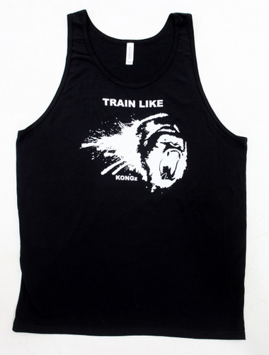 Darkfin KONGZ workout and crossfit tank top
