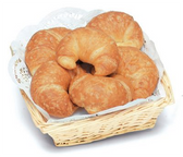 Large Butter Croissants - 10 ct