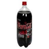 Coca Cola Cherry Zero Soda - 2 L