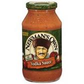 Newman's Own Vodka Sauce Pasta Sauce - 24 oz