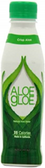 Aloe Gloe Organic Aloe Water - White Grape -15.2oz