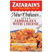 Zatarain's New Orleans Style Jambalaya with Cheese-8 oz