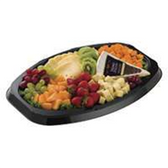 Texas Cheese and Fruit Tray - Large 20-25 Servings