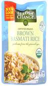 Seeds of Change - Brown Basmati Rice -8.5oz