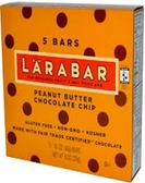 Larabar - Peanut Butter Chocolate Chip -5 bars