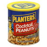 Planters Cocktail Peanuts -16 oz