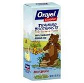 Braun Baby Orajel Fruit Splash Toothpaste - 1.5 Oz