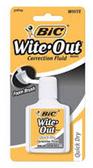 Bic Liquid Whiteout -1ct