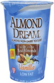 Almond Dream Yogurt - Vanilla -6oz