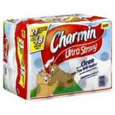 Charmin Ultra Strong Bath Tissue - 4 Roll