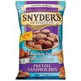Snyder's of Handover ChocolateFudge Peanut Butter Pretzels-3.5oz