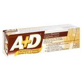 A and D Original Baby Diaper Rash Ointment 1.5 oz