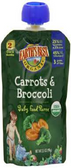 Earth's Best - Carrots & Broccoli  -4oz