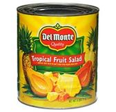 Del Monte Tropical Fruit Salad - 107 oz