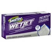 Swiffer Wetjet Pad Refill -12 ct