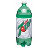 7-Up Diet Soda - 2 L