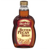 Michele's Butter Pecan Syrup -13 oz