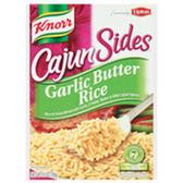 Knorr Cajun Sides Garlic Butter Rice -5.5 oz