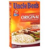 Uncle Bens Original Enriched Long Grain Rice - 48 oz