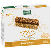 Kashi TLC Pumpkin Pie Fruit & Grain Bars -6 pk