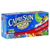 Capri Sun Fruit Punch - 10 pk