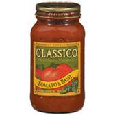 Classico Tomato and Basil  Sauce - 16 oz