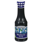 Smuckers Blueberry Syrup -12 oz