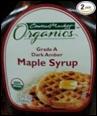 Central Market Organics Maple Syrup -12 oz