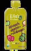 Ella's Kitchen - Spinach & Rutabaga -3.5oz