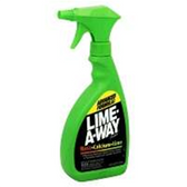 Lime-A-Way Lime Calcium and Rust Cleaner With Trigger-16 oz