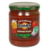 Tostitos Chunky Salsa Mild -15 oz