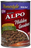 Alpo Hidden Goodness Beef -13oz