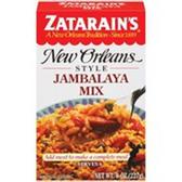 Zatarain's New Orleans Style Jambalaya Mix -8 oz