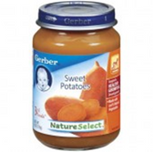 Gerber  Baby 3rd Food - Sweet Potatoes