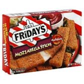 T.G.I. Fridays Appetizers Mozzerella Sticks w/ Sauce-11 oz