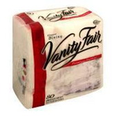 Vanity Fair Napkins All Occasion - 40 Count