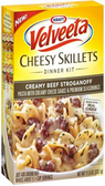 Velveeta Cheesy Skillets - Creamy Beef Stroganof -5 serving