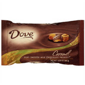 Dove Milk Caramel Promises Chocolate -9.5 oz
