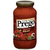 Prego Meat Sauce - 24 oz