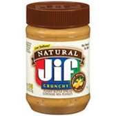 Jif Extra Crunchy Peanut Butter -40 oz 1