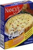 Nancy's Quiche - Lorraine -6oz