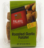 Falafel Republic - Roasted Garlic Falafel  -6oz