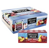 Minute Maid 100% Juice Variety